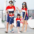 T-shirt mom and daughter clothes fashion  father and son  cotton family matching