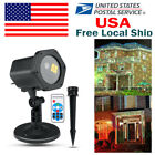 Remote RG Laser Project Outdoor Holiday Waterproof Star Laser Lighting Projector