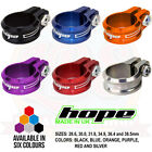 Внешний вид - Hope Bolt On Seat Seatpost Clamp - All Colors and Sizes - Brand New