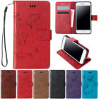 Stylish Flip Wallet Magnetic Card Leather Stand Case Cover For iPhone 8 8 Plus
