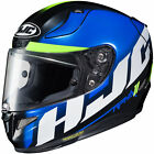 HJC RPHA-11 Pro Spicho Full-Face Motorcycle Helmet SF (Blue) All Sizes