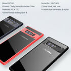 For Samsung Galaxy Note 8 S8 Plus Case Thin Crystal TPU+PC Durable Hybrid Cover