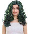 Green Wicked Witch Wig HW-1935