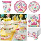CANDY BOUQUET BIRTHDAY PARTY SUPPLIES PLATES CUPS TABLECOVER NAPKINS