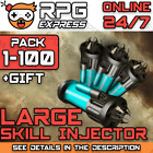 EVE Online LARGE Skill Injector 1-100 [+Guide][FAST+SAFE+Gift] PLEX / ISK [24/7]