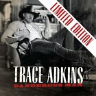 TRACE ADKINS - Dangerous Man - 2 CD - Limited Edition - *BRAND NEW/STILL SEALED*