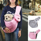 CISNO Small Dog Cat Sling Pet Carrier Bag Travel Shoulder Carry Tote Handbag