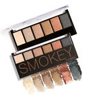 Focallure 6 Colors Set Eye Shadow Palette Makeup Shimmer Smokey Matte Eyeshadow
