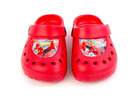Spiderman Red Boys Clog Shoes (HP)