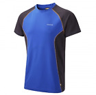 Craghoppers Vitalise Mens Base Tee Blue