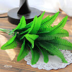 Simulation Plastic Plant Bouquet Green Leaf Garden Home Office Wall Decorations