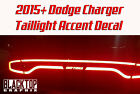 NEW! Dodge Charger Taillight Accent Decal 2015+ Hellcat Scat Pack Mopar SRT rt