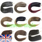 Loop Silicone Micro Ring Beads Tip Remy Human Hair Extensions 1g/s 50S 50gram UK