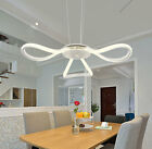 New WOW Dimmable Modern LED Flower Hanging Fixture Lamp Fashionable Chandalier