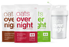 Oats Overnight - 12 pack with BlenderBottle®
