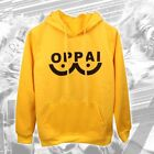 One Punch man Saitama Oppai hoodie Hooded Sweatershirts pullover Cosplay Costume