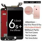 For iPhone 7 6 6s Plus 5 LCD Complete Touch Screen Digitizer Home Button Camera