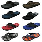 Cool Men's Comfortable Shower Beach Sandal Slippers Flip Flops in Classy Colors