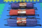 Lehigh Secure Line Diamond Braid Poly Rope 1/4-in by 100-ft MFP4100 CHOOSE COLOR