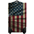 Liberty Flag - By David Penfound-Caseskin Suitcase Cover *SUITCASE NOT INCLUDED*