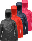 Regatta Pack It Kids Packaway Waterproof Breathable Isolite Lightweight Jacket