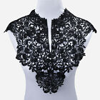 New Fabric Flower Lace Sewing Applique Lace Neck Collar Neckline DIY Accessory