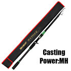 SeaKnight BASHER II Lure Fishing Rod 2.1M 2.4M Power Carbon Rod Spinning Casting