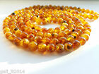Baltic amber, free beads ~10 mm. With a hole, Select the required quantity