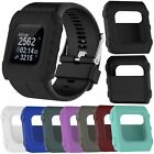 Silicone Sleeve Case Cover Shell Skin Replacement for Polar V800 GPS Sport Watch