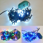 Xmas Lights 100 Led Chasing Lights Multi-color/white/blue Party Wall Decoration