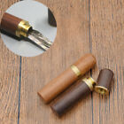 Leather Craft Sewing Needles Container Case Box Hand Stitching Needle Holder #L1