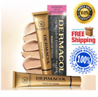 Dermacol High Cover Makeup Foundation Hypoallergenic Waterproof SPF-30 HUGE SALE