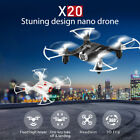 Syma X20 Mini Pocket RC Drone with Gyro 6-Axis Gyro Quadcopter US Stock