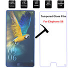 9H HD Explosion-Proof Tempered Glass Film Screen Protector For Elephone S8 Lot
