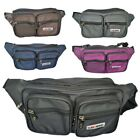 Mens - Ladies Organiser Bumbag with Multiple Pockets and Compartments by Lorenz