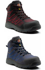 Dickies LIBERTY Lightweight SAFETY BOOTS Composite Toe & Midsole Comfortable NEW