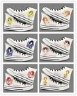 LoveLive! Unisex Cosplay Casual Shoes Lolita Girls plimsolls canvas shoes