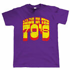 Made In The 70s, Mens Funny 40th Birthday T Shirt