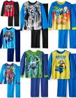 Boys Pajamas Star Wars Pokemon Minecraft Jurassic World $10.98 USD on eBay