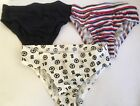 Boys BRIEFS 3 Pack 100% Cotton Pants Underwear 5-6 YEARS CHOOSE FROM  3 PATTERNS