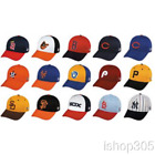 MLB Licensed Cooperstown Adult Replica Baseball Hat (Various Teams) on Ebay