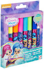 Shimmer And Shine 8 Colour Changing Markers Magic Felt Tips Kids Girls Xmas Gift