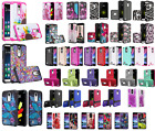 LG K20 Plus Slim Hybrid Hard Case Shockproof Phone Cover Cell Phone Case Grace