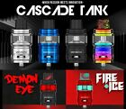 Authentic Vaporesso Cascade 7ML 24mm Tank - US Fast Free Shipping