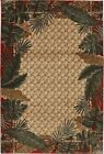 Newcomb Rain Forest  Area Rug Various Sizes and Shapes with FREE Shipping