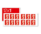 1st Class Stamps, Booklet of 12, Brand new, Self Adhesive, FREE Delivery