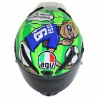 Agv Pista Gp R Limited Edition Mugello Rossi Hayden 2017 Full Face Helmet
