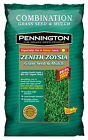 Pennington Seed 100082871 Zenith Zoysia Grass Seed and Mulch, 5-Lbs. - Quantity