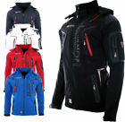 Geographical Norway Herren Herbst Softshell Jacke regen Outdoor Funktions Jacke