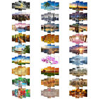 "Modern Canvas Home Wall Decor Art Painting Picture Print Framed World Map 79""#"